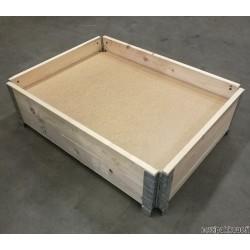 Kovalevypohja, lavapohja, 750x1150x3mm